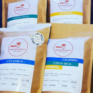 Baristocracy Roastery Coffee Packs