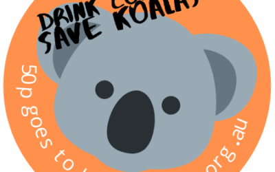 DRINK COFFEE, SAVE KOALAS